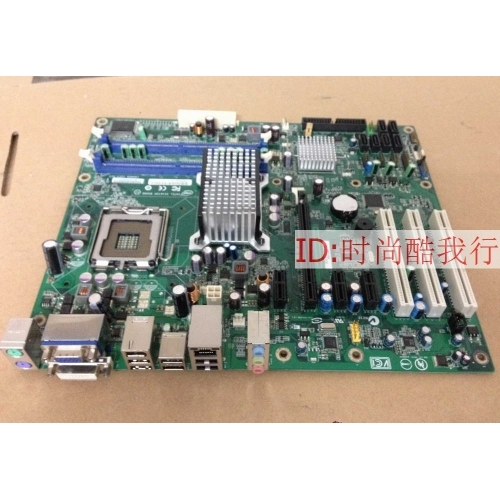 Buy Disassemble DG43NB G43 motherboard with high definition DVI port