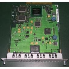 1000 M fiber module (physical map)
