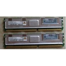 / 1G PC2-5300F FBD Server Memory 398706-051