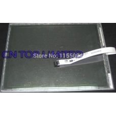 12.1inch 5 wire touch screen glass panel ELO SCN-AT-FLT12.1-RAD-0H1
