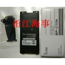 Dven - BP-210 / BP-210N Battery ICOM ICOM -V8 / F21 walkie -hydrogen batteries 1650 mA